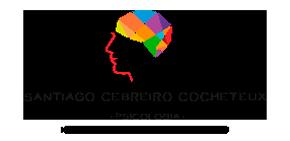 Santiago Cocheteux Psicología Logo